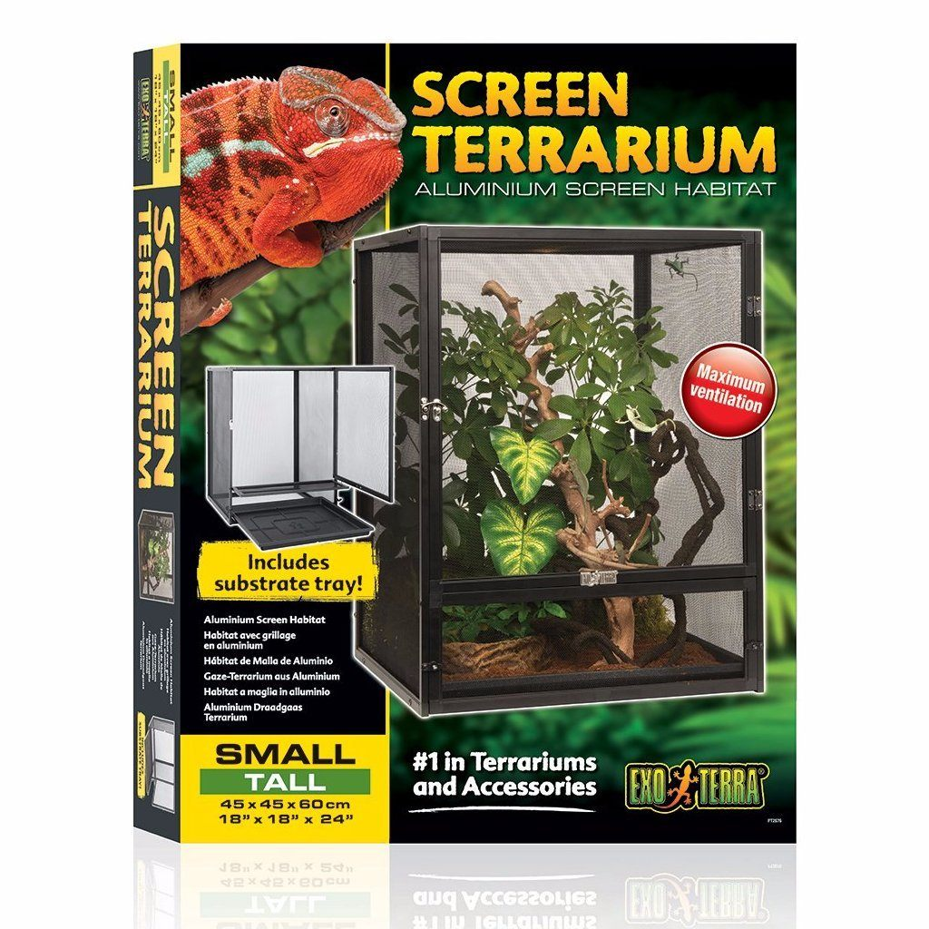 Exo Terra Screen Terrarium