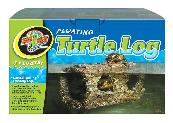 Zoo Med Floating Turtle Log Climbing Items Zoo Med
