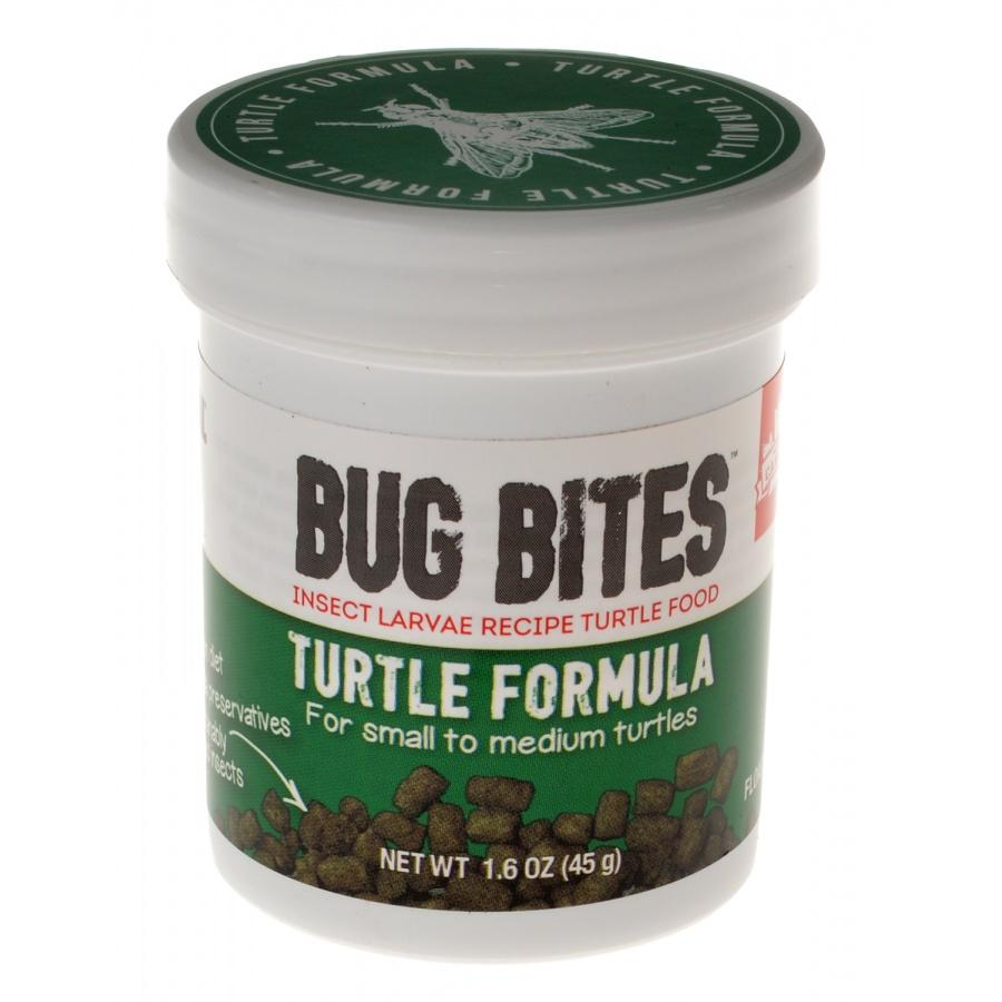 Fluval Bug Bites Turtle Formula Floating Pellets 1.6 oz