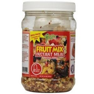 Healthy Herp Fruit Mix Instant Meal Reptile Food 3.5 oz
