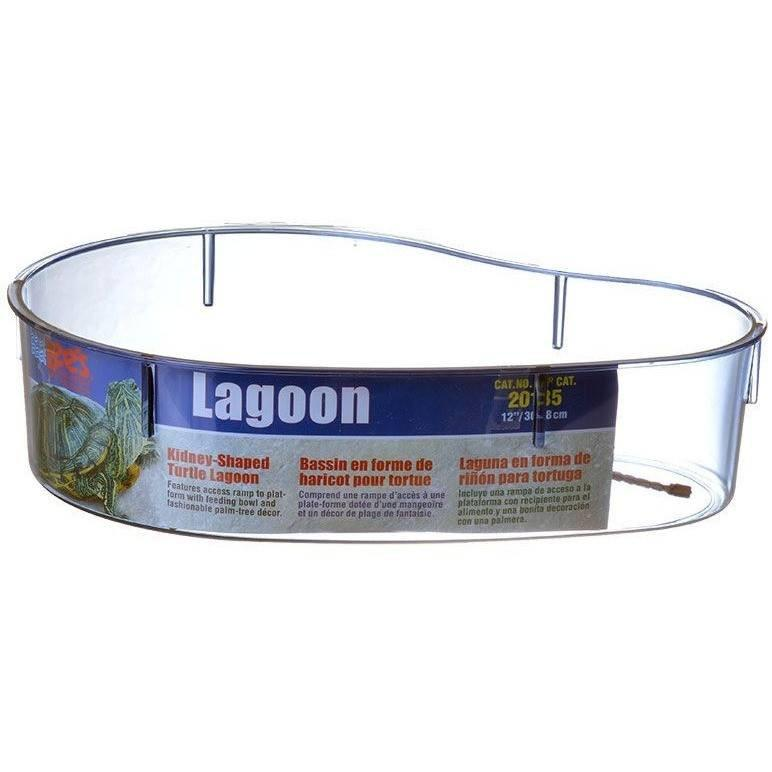 Lee s Turtle Lagoon - Assorted Shapes - Kidney Shaped - 1...