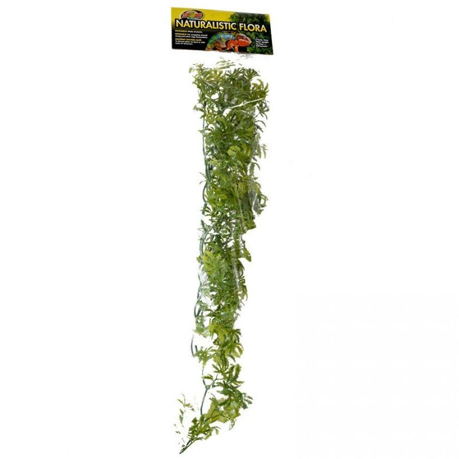 Medium Zoo Med Natural Bush - Canabis Aquarium Plant