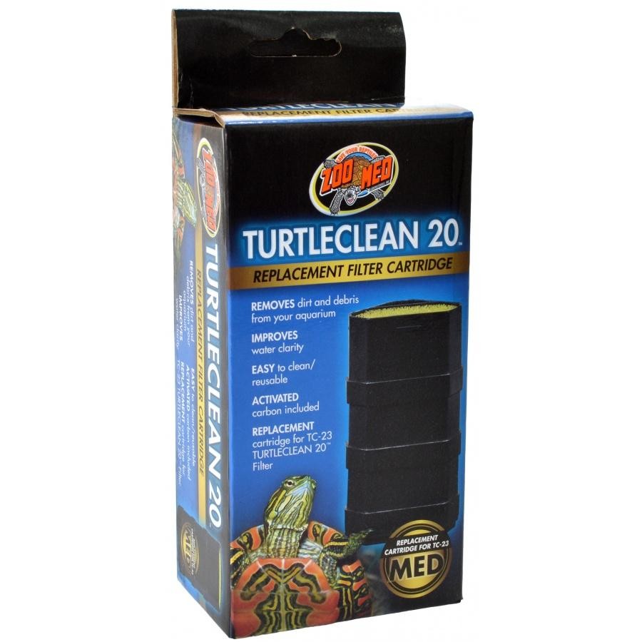 Zoo Med TurtleClean Replacement Filter Cartridge 10 Gallons