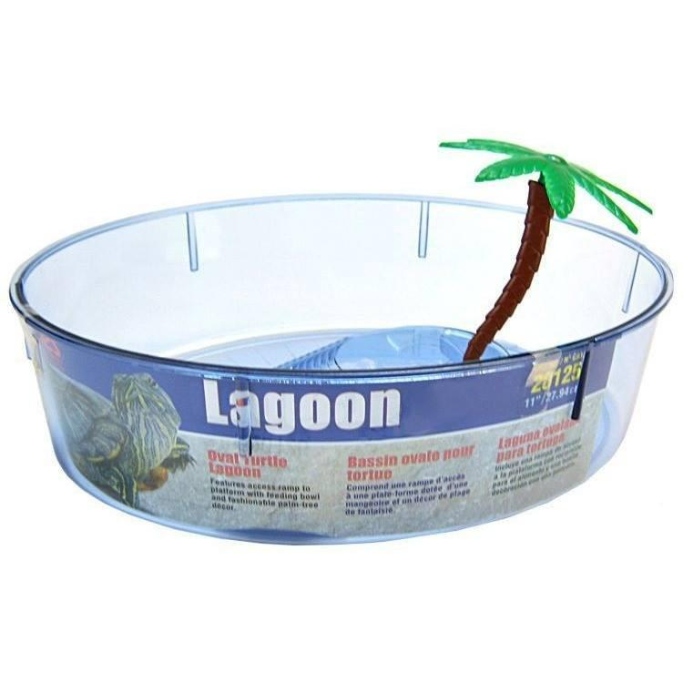 "Lees Turtle Lagoon - Assorted Shapes Round - 8"" Diameter"