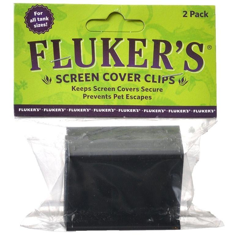 Flukers Screen Cover Clips