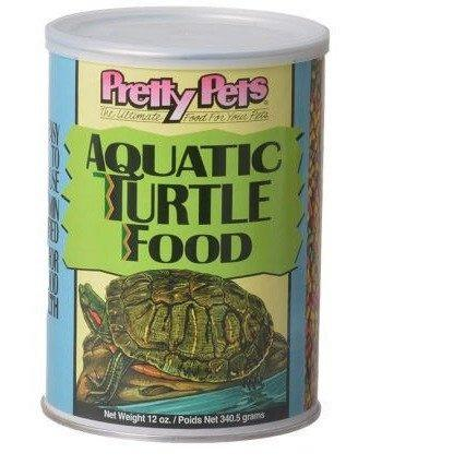 Pretty Pets Aquatic Turtle Food 12 oz