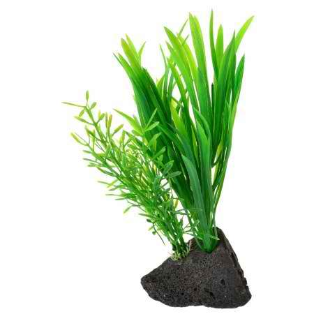 Reptology Lava Rock Reptile Plant Decorations Penn Plax