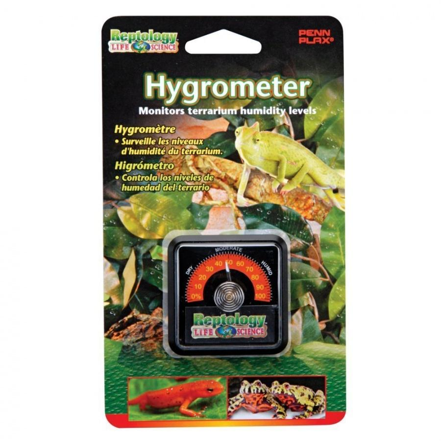 Reptology Reptile Hygrometer Thermometers Penn Plax