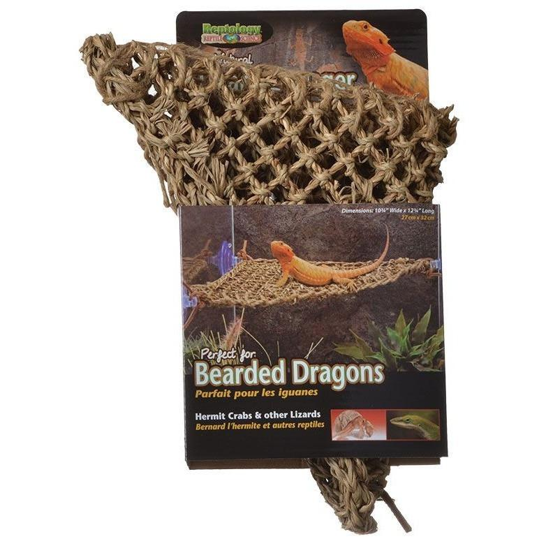 "Penn Plax Reptology Natural Lizard Lounger - Small - (15""..."