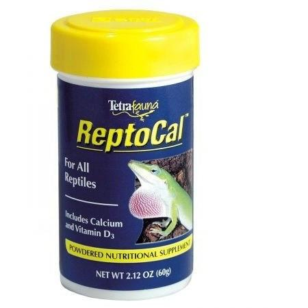 Tetrafauna ReptoCal Nutritional Powder 2.12 oz