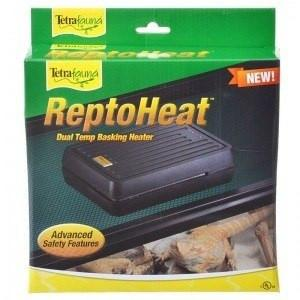 Tetrafauna Reptoheat Dual Temp Basking Heater 1 Pack - (41 Watt)