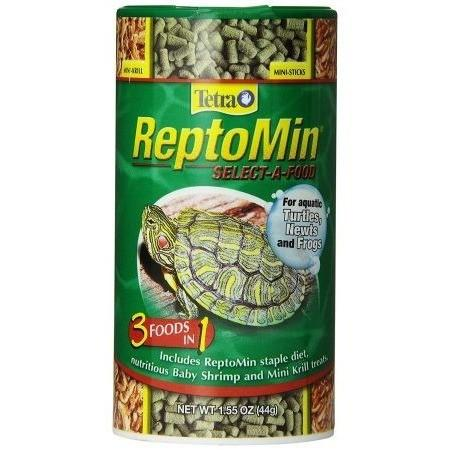Tetrafauna ReptoMin Select-A-Food
