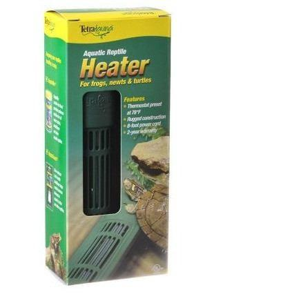 Tetrafauna Tetrafauna Submersible Aquatic Reptile Heater
