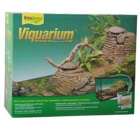 Tetrafauna Viquarium Rocks with Bridge Decorative Filter