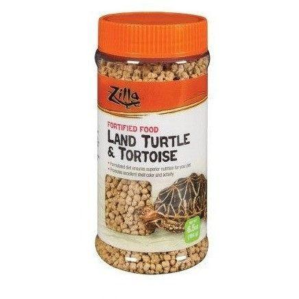 Zilla Fortified Food - Land Turtle & Tortoise 6.5 oz