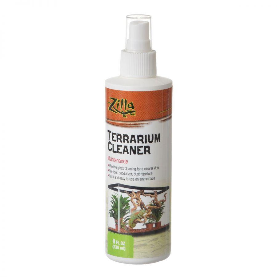 Zilla Terrarium Cleaner Spray - 8 oz