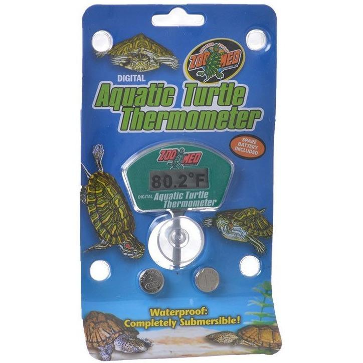 Zoo Med Aquatic Turtle Thermometer Thermometers Zoo Med