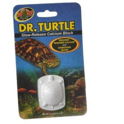 Zoo Med Zoo Med Dr. Turtle Slow Release Calcium Block