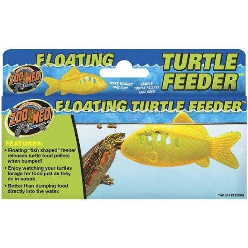 Zoo Med Floating Turtle Feeder Floating Turtle Feeder