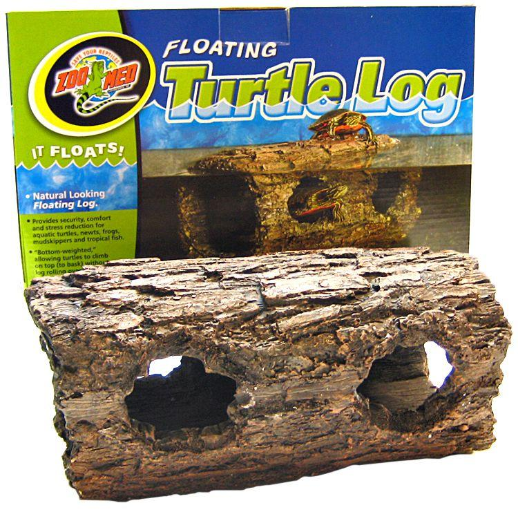 Zoo Med Floating Turtle Log Climbing Items Zoo Med Floating Turtle Log