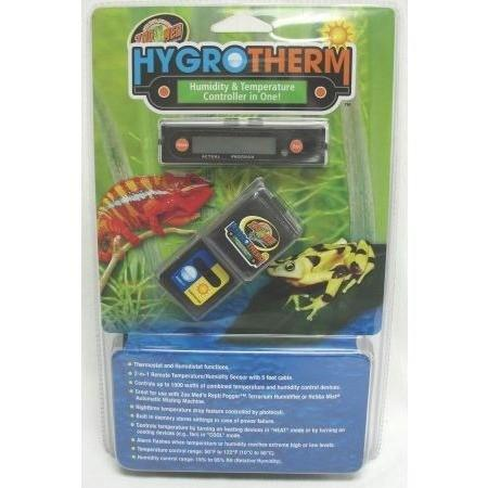 ZooMed Hygrotherm - Humidity & Temperature Controller - H...