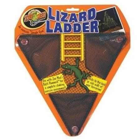Zoo Med Lizard Ladder Climbing Items Zoo Med