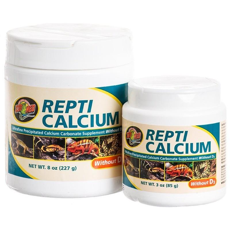 Zoo Med Repti Calcium Without D3 Supplements Zoo Med