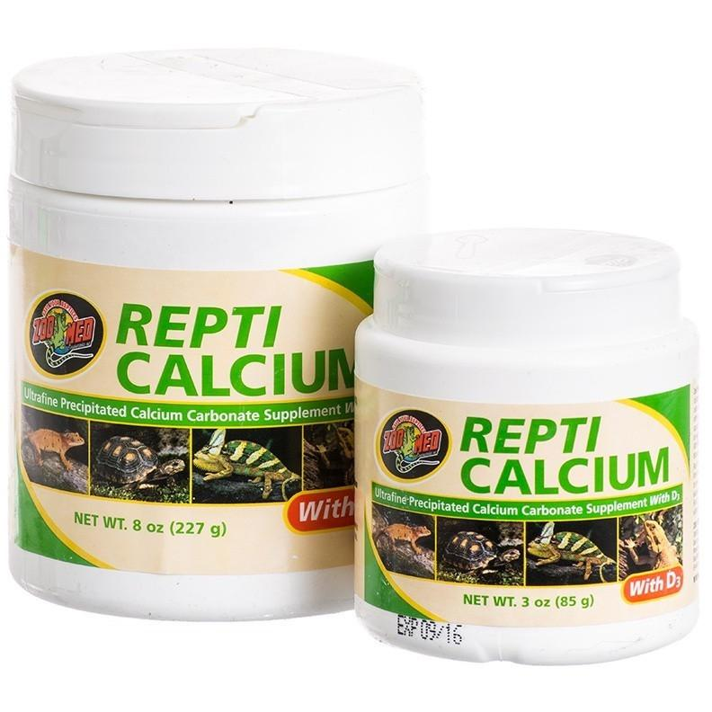 Zoo Med Repti Calcium With D3 Supplements Zoo Med