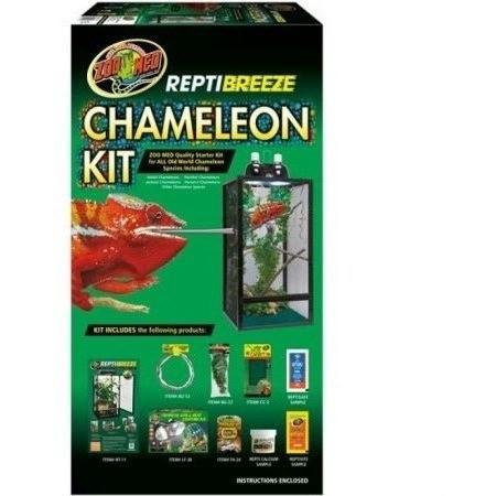 Zoo Med ReptiBreeze Chameleon Kit ReptiBreeze Chameleon Kit