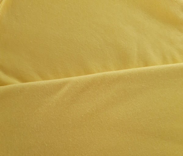 21520d2c075 Bamboo Jersey-Citron Yellow ~1/2 meter – S.A.Mitchell