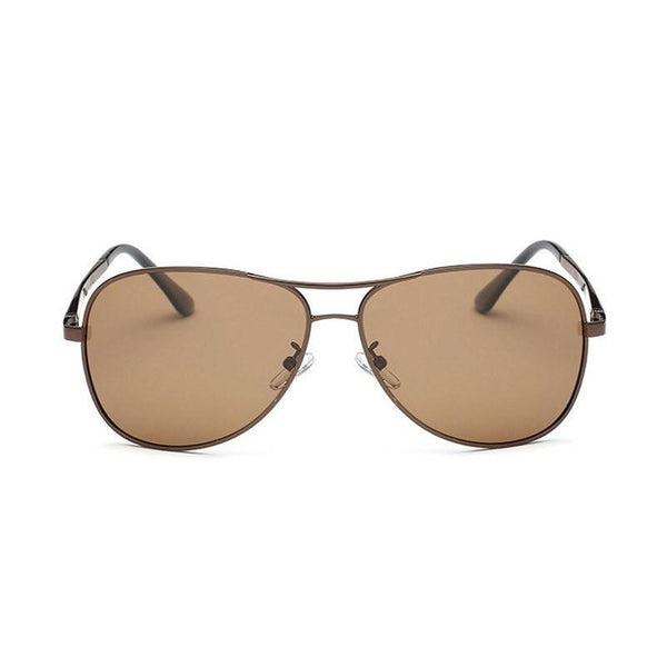 Alex in Brown Sunglasses Aviators - GETSUNNIES CANADA