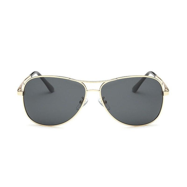 Alex in Gold Sunglasses Aviators - GETSUNNIES CANADA