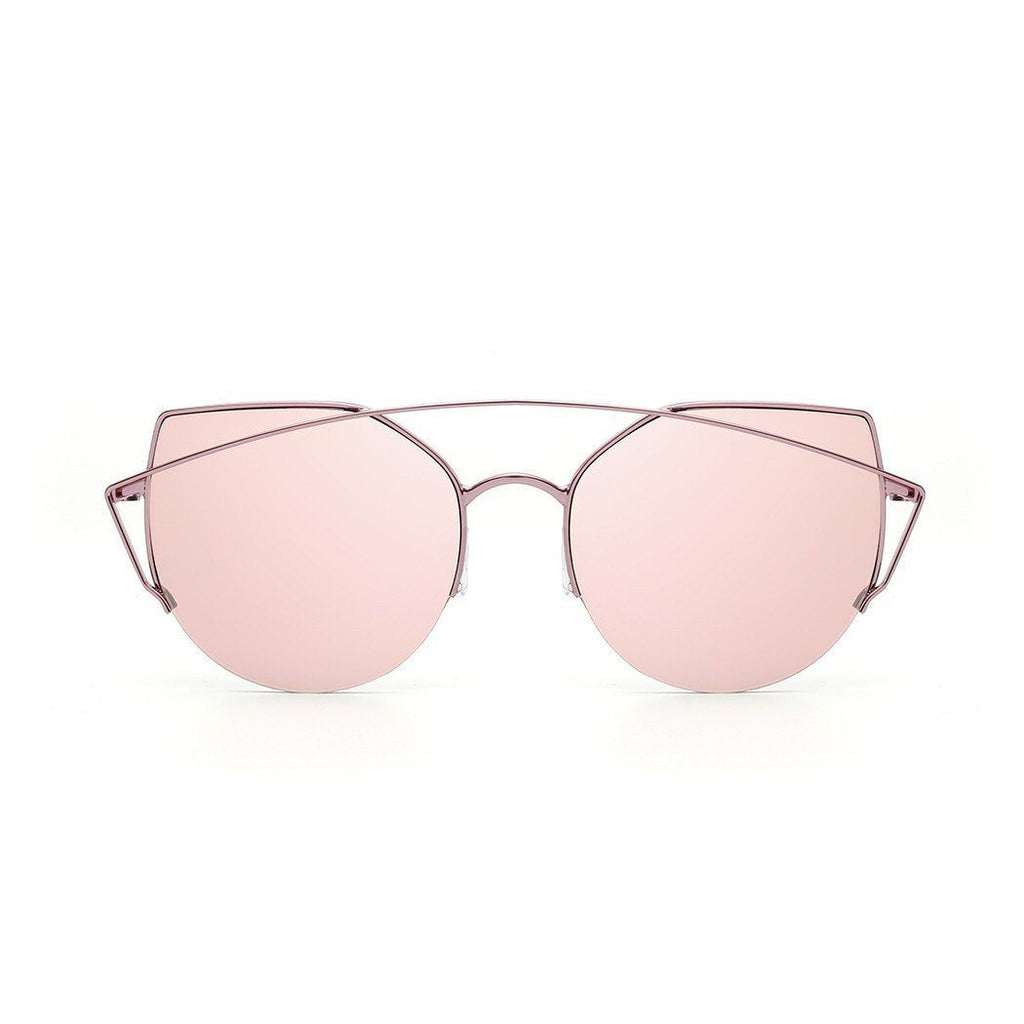 Janet in Pink Sunglasses Cat Eye - GETSUNNIES CANADA