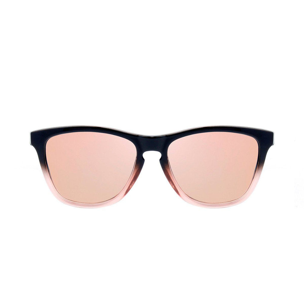 Ryan in Black + Pink Sunglasses Wayfarers - GETSUNNIES CANADA