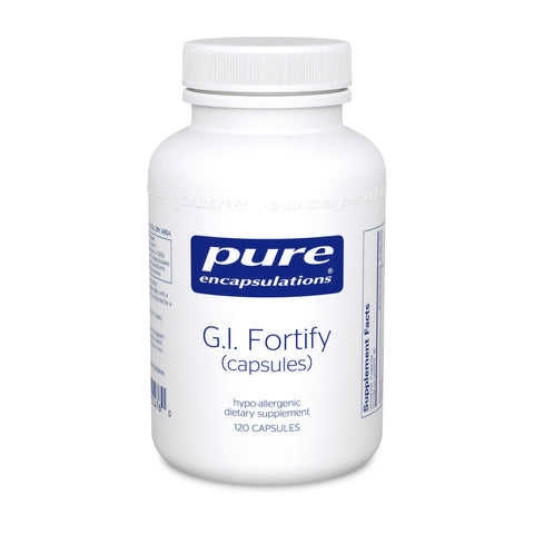 G.I. Fortify (capsules)- (120)