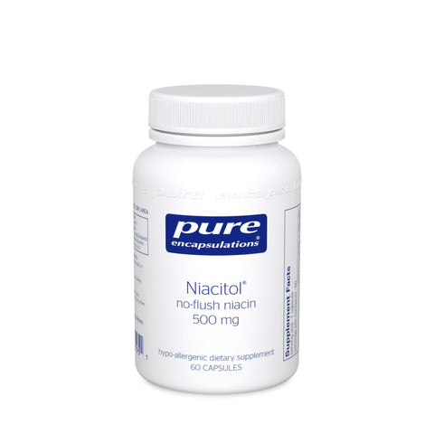 Niacitol (no-flush niacin) 500mg