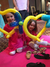 Balloon modelling - £35 per hour