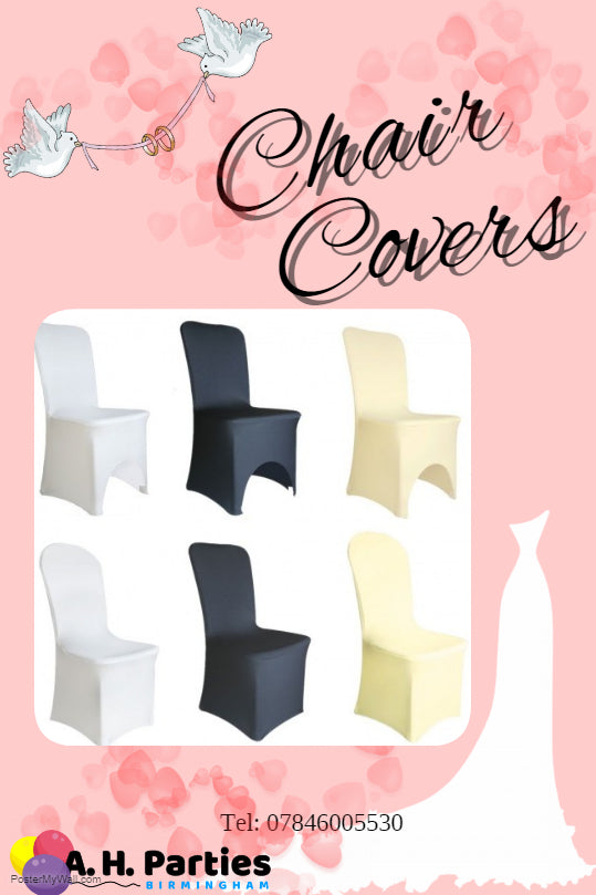 Chair Cover Hire £1