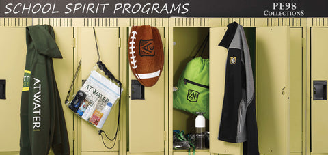 PE Collections | School Spirit Programs