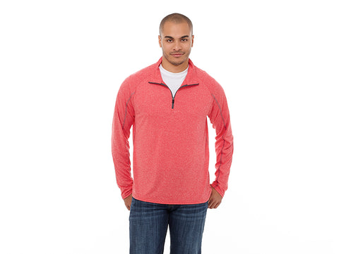 Hanging Out - Men's Taza Knit Quarter Zip