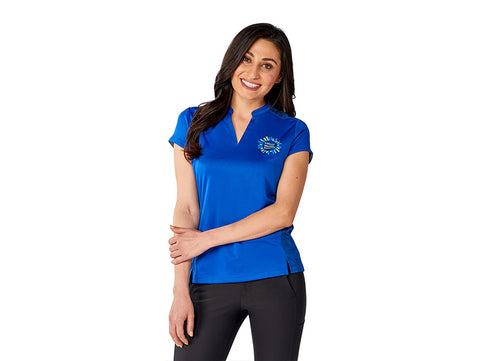Home Office - Ladies Piedmont Short Sleeve Polo