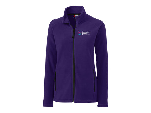 CSC - Half-Zip Microfleece, WOMENS