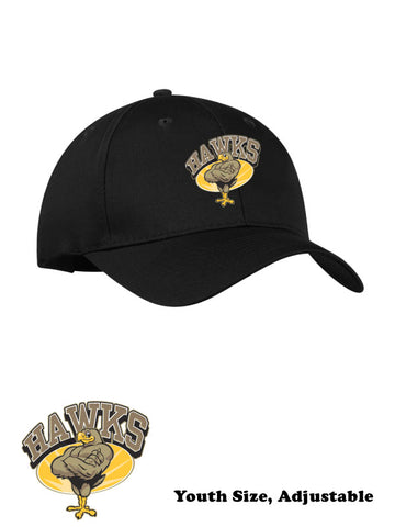 Hawks - Youth Size Baseball Cap