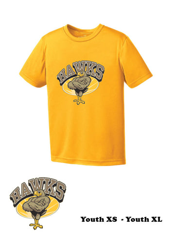 Hawks - Youth Sport T-Shirt