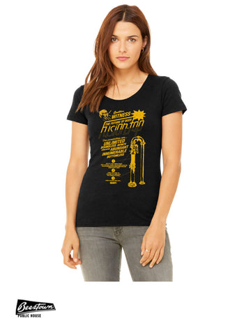 BEERTOWN - LADIES' T-Shirt - BT Fusion