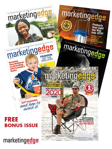 Marketingedge Magazine - subscription