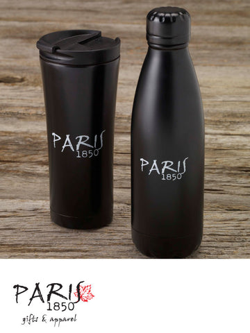 Paris 1850 - Stainless Steel Travel Mug
