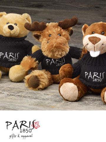 Paris 1850 - Paris Plush Stuffies