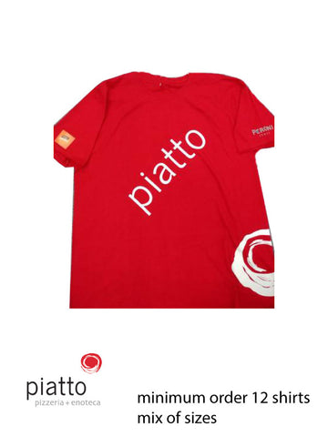 piatto - LADIES V-Neck Softstyle T-shirt