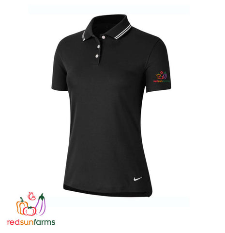Red Sun Farms - Ladies NIKE Victory Polo
